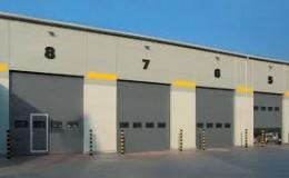 Bramy garażowe przemysłowe