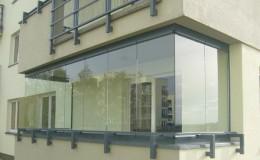 Zabudowy balkonowe
