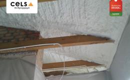 ocieplanie dachu pianką natryskową