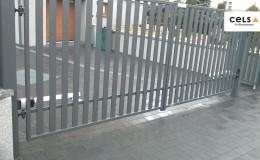 brama wjazdowa cels suwałki