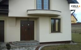 Drzwi drewniane firmy Dziadek