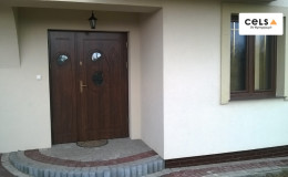 drzwi zewnętrzne dziadek drewniane cels suwałki
